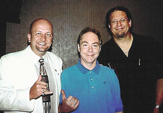 Al With Penn and Teller